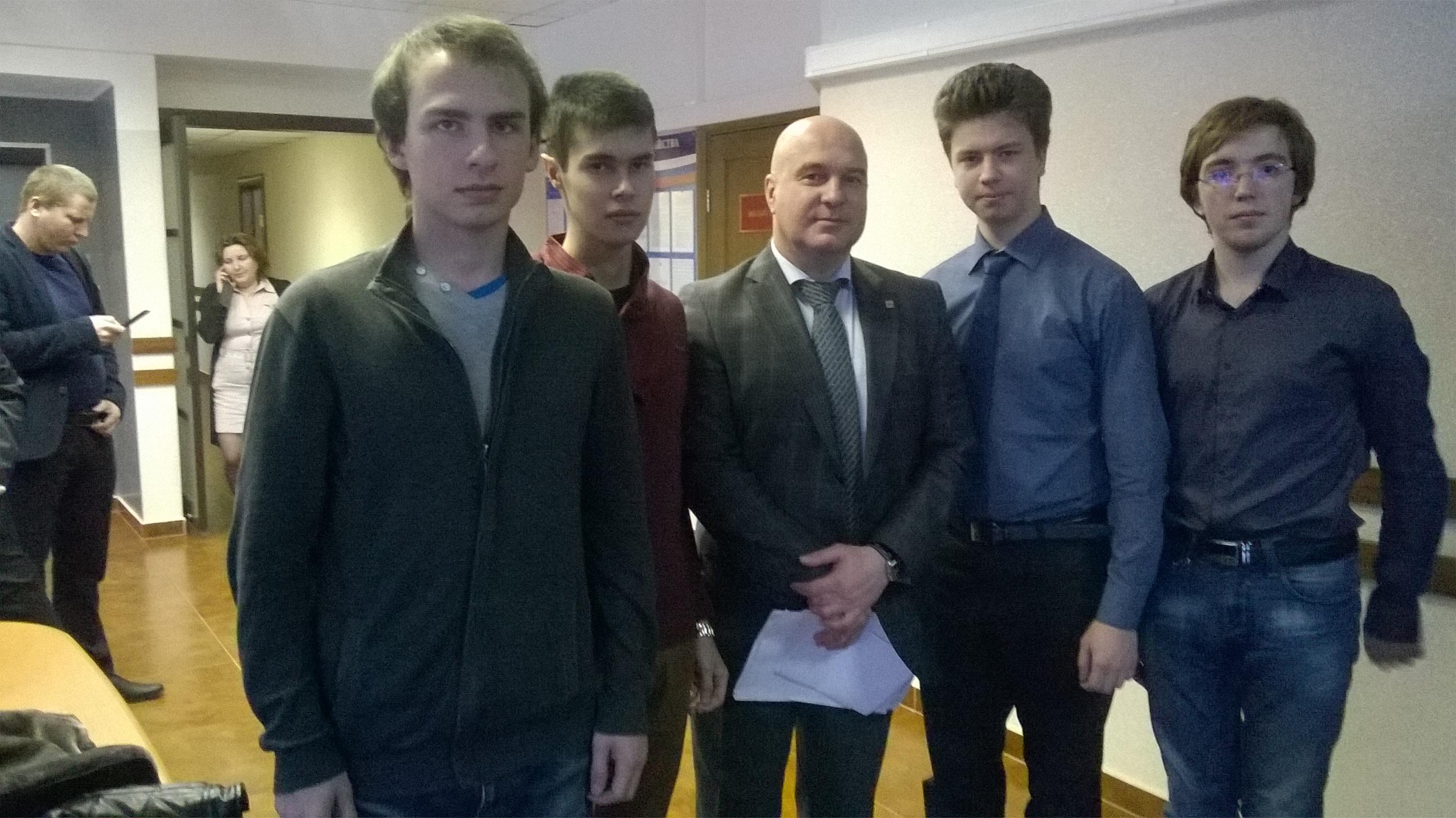 Фонд с Министром жилищно-коммунального хозяйства и энергетики Камчатского края